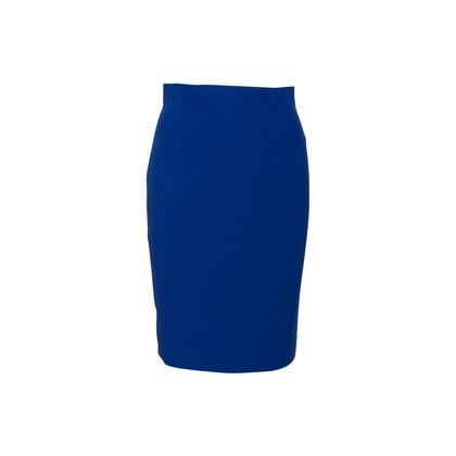 Authentic Second Hand Alexander McQueen Pencil Skirt (PSS-A36-00002)