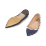 Authentic Second Hand Valentino Rockstud Ballerina Flats (PSS-A46-00001) - Thumbnail 4