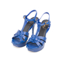 Authentic Second Hand Saint Laurent Tribute Sandals (PSS-A46-00002) - Thumbnail 3