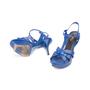 Authentic Second Hand Saint Laurent Tribute Sandals (PSS-A46-00002) - Thumbnail 4