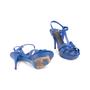 Authentic Second Hand Saint Laurent Tribute Sandals (PSS-A46-00002) - Thumbnail 5