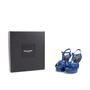 Authentic Second Hand Saint Laurent Tribute Sandals (PSS-A46-00002) - Thumbnail 7