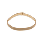 Authentic Second Hand Salvatore Ferragamo Chain Mesh Embedded Belt (PSS-A46-00006) - Thumbnail 2