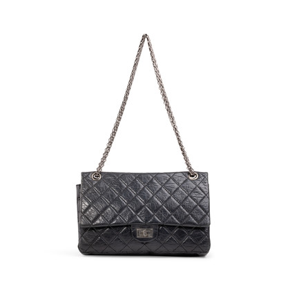 Authentic Second Hand Chanel Large Reissue 2.55 Bag (PSS-A46-00010)