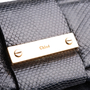 Authentic Second Hand Chloé June Bow Clutch (PSS-A46-00009) - Thumbnail 4