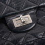 Authentic Second Hand Chanel Large Reissue 2.55 Bag (PSS-A46-00010) - Thumbnail 4
