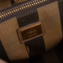 Authentic Second Hand Fendi Peekaboo Bag (PSS-A46-00012) - Thumbnail 6