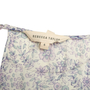 Authentic Second Hand Rebecca Taylor Sheer Printed Top (PSS-097-00888) - Thumbnail 2