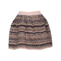Authentic Second Hand Chanel Flare Tweed Skirt (PSS-370-00151) - Thumbnail 1