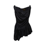 Authentic Second Hand Vivienne Westwood Anglomania Ruffle Waist Top (PSS-370-00170) - Thumbnail 0