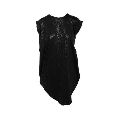 Authentic Second Hand Comme des Garçon Splatter Pattern Dress (PSS-370-00172)