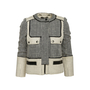 Authentic Second Hand Proenza Schouler Tweed Zip Front Jacket (PSS-370-00174) - Thumbnail 0