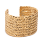 Authentic Second Hand Yves Saint Laurent Rope Cuff (PSS-A38-00003) - Thumbnail 1
