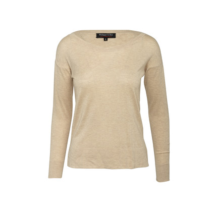 Authentic Second Hand Philippe Le Bac Cashmere Sweater (PSS-603-00092)