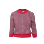 Authentic Second Hand Chanel Check Cashmere Cardigan (PSS-990-00466) - Thumbnail 0