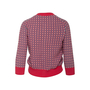 Authentic Second Hand Chanel Check Cashmere Cardigan (PSS-990-00466) - Thumbnail 1