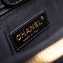 Authentic Second Hand Chanel Petite Cerf Tote (PSS-A51-00001) - Thumbnail 5