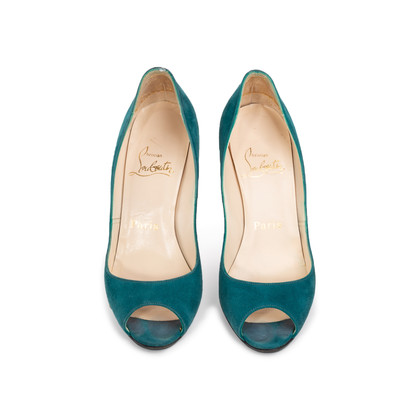 Authentic Second Hand Christian Louboutin Yoyo 105 Pumps (PSS-618-00051)