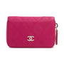 Authentic Second Hand Chanel Classic Zipped Coin Purse (PSS-A56-00001) - Thumbnail 0