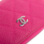 Authentic Second Hand Chanel Classic Zipped Coin Purse (PSS-A56-00001) - Thumbnail 6