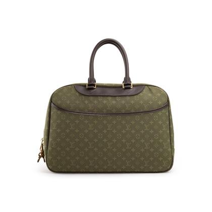 Authentic Second Hand Louis Vuitton Deauville Monogram Bag (PSS-004-00130)