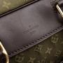 Authentic Second Hand Louis Vuitton Deauville Monogram Bag (PSS-004-00130) - Thumbnail 4