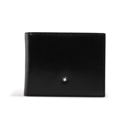 Authentic Second Hand Montblanc Bifold Wallet (PSS-A26-00054)