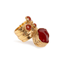 Authentic Second Hand Yves Saint Laurent Arty Ring (PSS-299-00020) - Thumbnail 1