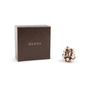 Authentic Second Hand Gucci Crystal Pearl Ring (PSS-393-00082) - Thumbnail 5