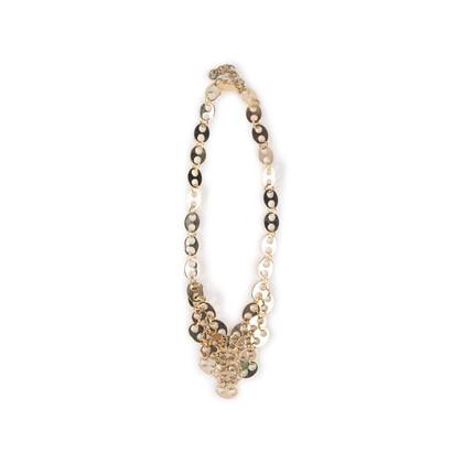 Authentic Vintage Paco Rabanne Bib Necklace (PSS-393-00084)