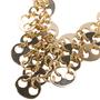 Authentic Vintage Paco Rabanne Bib Necklace (PSS-393-00084) - Thumbnail 2