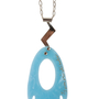 Authentic Second Hand Tsumori Chisato Marble Resin Necklace (PSS-393-00093) - Thumbnail 3