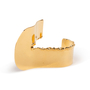 Authentic Second Hand Céline Splitted Cuff (PSS-393-00086) - Thumbnail 1