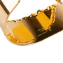 Authentic Second Hand Céline Splitted Cuff (PSS-393-00086) - Thumbnail 3