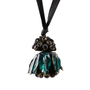 Authentic Second Hand Marni Small Metal Flower Crystal Necklace (PSS-393-00100) - Thumbnail 1