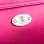 Authentic Second Hand Céline Pink Satin Bag (PSS-619-00010) - Thumbnail 4