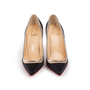 Authentic Second Hand Christian Louboutin Paulina Satin Crystal Pumps (PSS-A53-00001) - Thumbnail 0