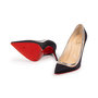 Authentic Second Hand Christian Louboutin Paulina Satin Crystal Pumps (PSS-A53-00001) - Thumbnail 4