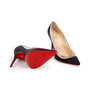 Authentic Second Hand Christian Louboutin Paulina Satin Crystal Pumps (PSS-A53-00001) - Thumbnail 5