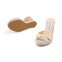 Authentic Second Hand Jimmy Choo Almer Espadrille Wedge (PSS-A53-00003) - Thumbnail 4