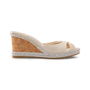 Authentic Second Hand Jimmy Choo Almer Espadrille Wedge (PSS-A53-00003) - Thumbnail 1