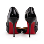 Authentic Second Hand Christian Louboutin Ograde Cross Strap Pumps (PSS-A53-00007) - Thumbnail 2