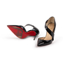 Authentic Second Hand Christian Louboutin Ograde Cross Strap Pumps (PSS-A53-00007) - Thumbnail 4