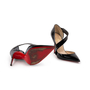 Authentic Second Hand Christian Louboutin Ograde Cross Strap Pumps (PSS-A53-00007) - Thumbnail 5