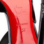 Authentic Second Hand Christian Louboutin Ograde Cross Strap Pumps (PSS-A53-00007) - Thumbnail 6