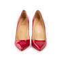 Authentic Second Hand Christian Louboutin Pigalle 100 Patent Pumps (PSS-A53-00009) - Thumbnail 0