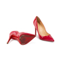 Authentic Second Hand Christian Louboutin Pigalle 100 Patent Pumps (PSS-A53-00009) - Thumbnail 5
