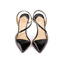 Authentic Second Hand Christian Louboutin June 100 Slingback Pumps (PSS-A53-00011) - Thumbnail 0