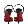 Authentic Second Hand Christian Louboutin June 100 Slingback Pumps (PSS-A53-00011) - Thumbnail 2