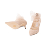 Authentic Second Hand Jimmy Choo Lavish Tulle Pumps (PSS-059-00097) - Thumbnail 4
